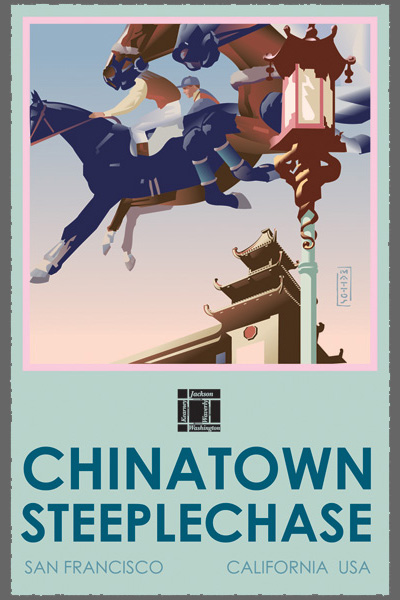Chinatown Steeplechase San Francisco